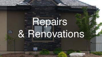Stucco Repair & Renovation